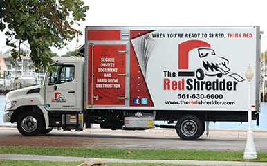 The Red Shredder